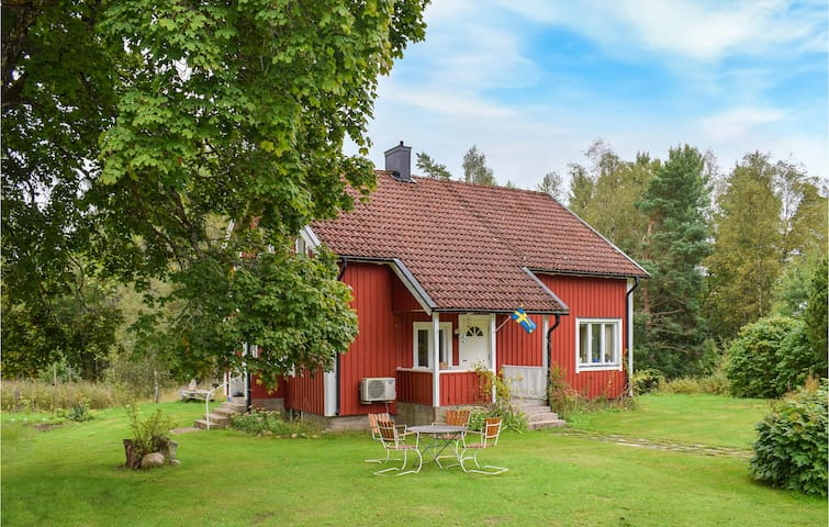 Holiday cottage with 4 bedrooms on 100m² in Burseryd