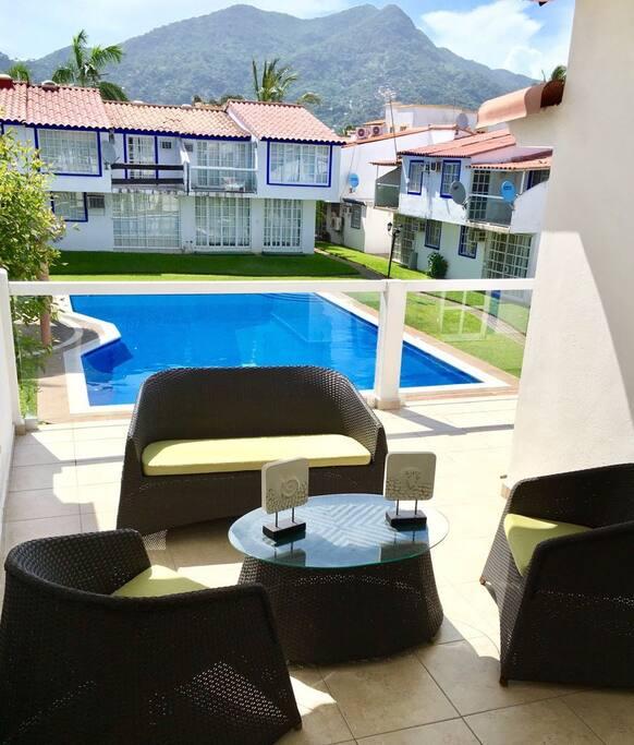 Terraza - Roof.