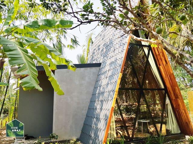 Acacia Wood House - Hide Away Homestay