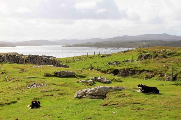 View from Ceann Bodaich