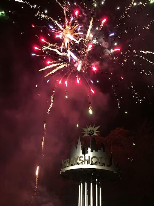 Grayshott New Year's Eve Celebrations