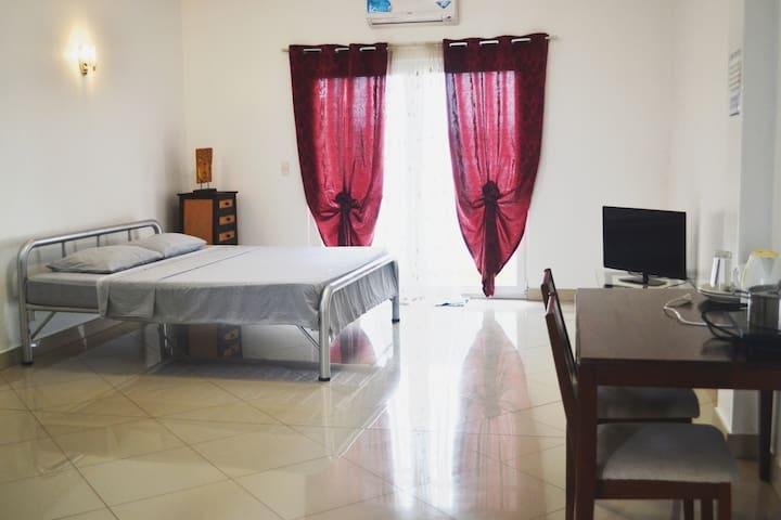 Semi-furnished Studio Apt. (Rm. 3)
