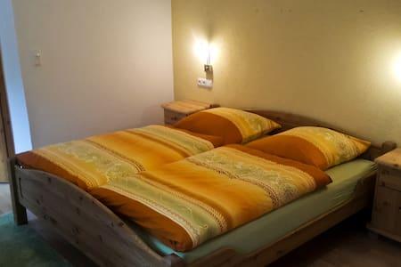 Doppelzimmer (1) Ponderosa - Blankenheim