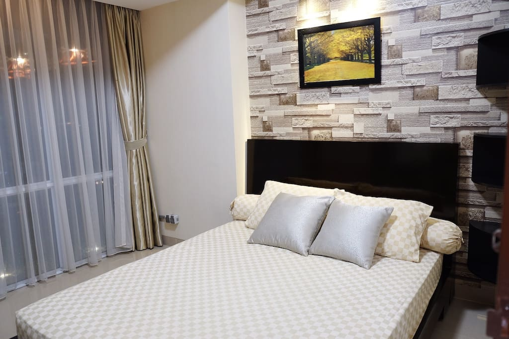 Second Bed Room, Queen Size bed