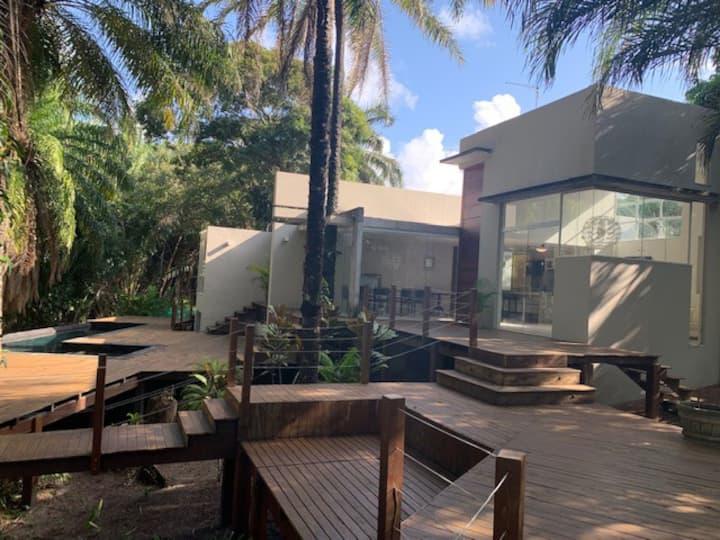 The Black Pool House em Busca Vida