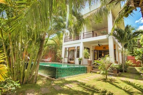 Namkha Villa with Pool