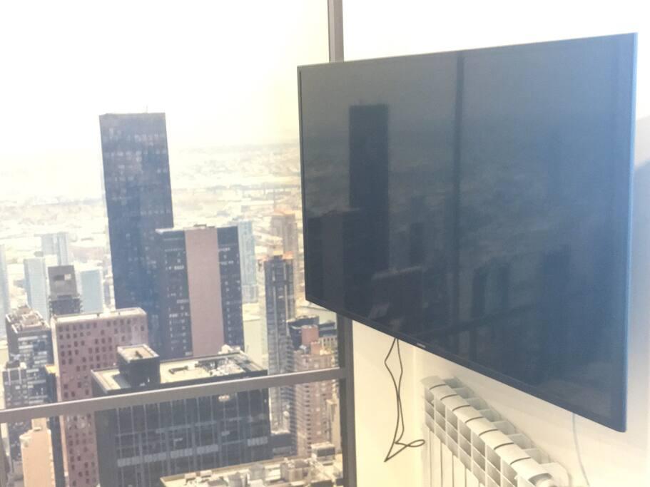 Smart TV .