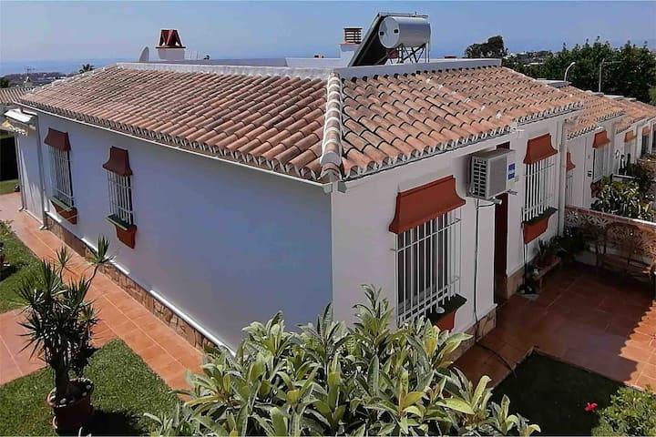 Villa Helusia. Great views. Terraced House.