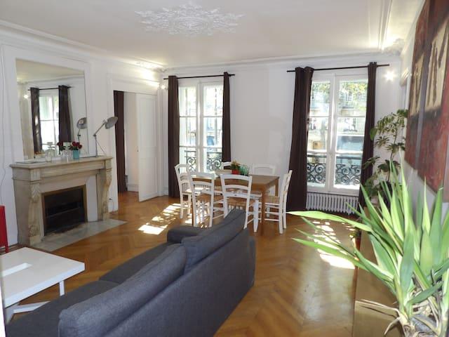 Amazing flat in Le Marais-Bastille