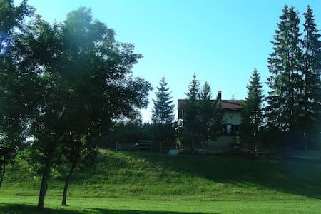 Ferienhaus in Roßhaupten in einzigartiger Lage - Casa