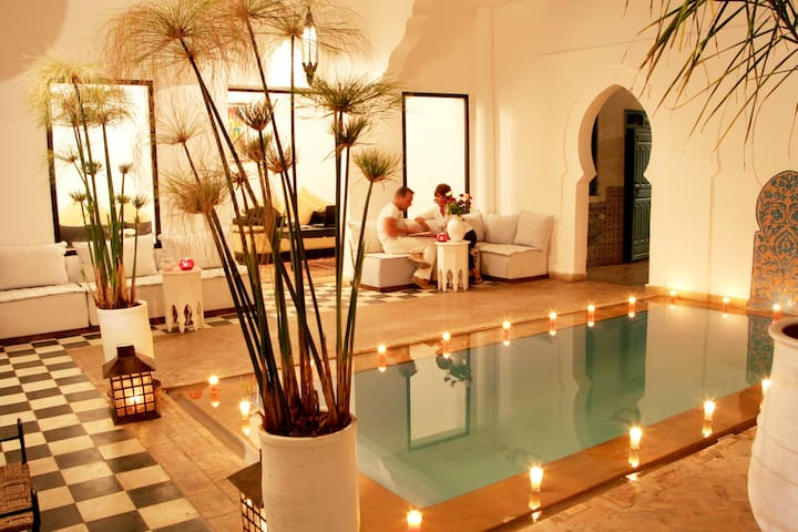 Ideal for a romantic getaway !