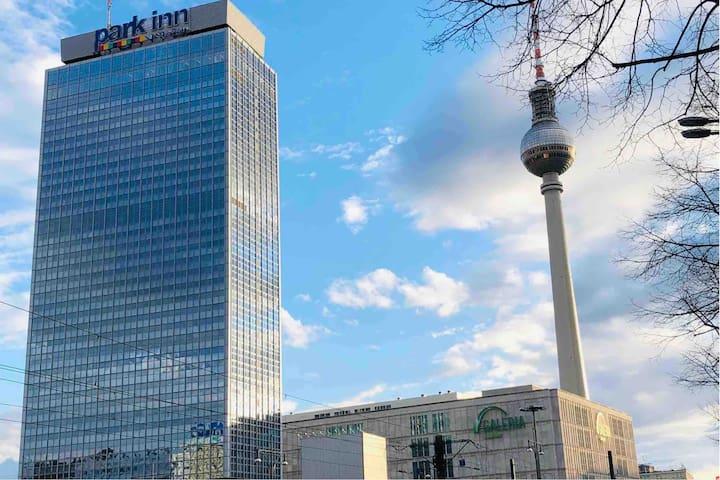 Nice Room in the Heart of Berlin