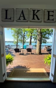 Beautiful Large Lake Home in Southwest MI