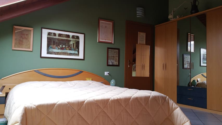 B&B Da Vinci Matrim. (Quasldrupla) - Cermenate - Bed & Breakfast