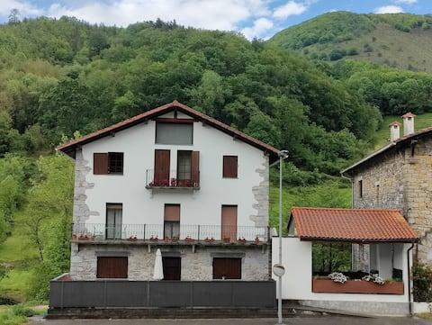 Casa a 30 minutos de San Sebastián
