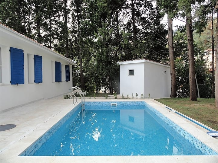 Holiday Home with swimming pool in Petrovac