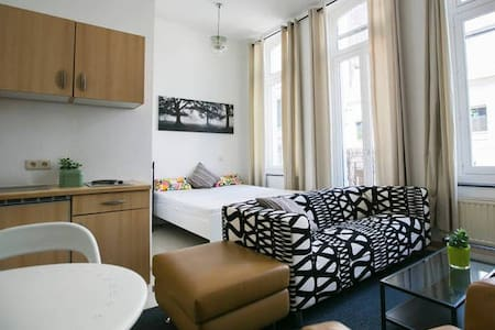 Nice Flat In The Center / MAL3A - Bruxelles
