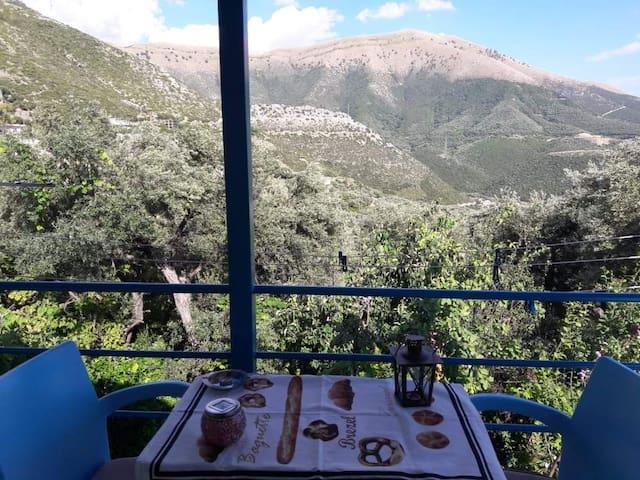 Vila Vasilika Piqeras