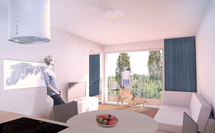 Aspi Apartment, luxury with sauna