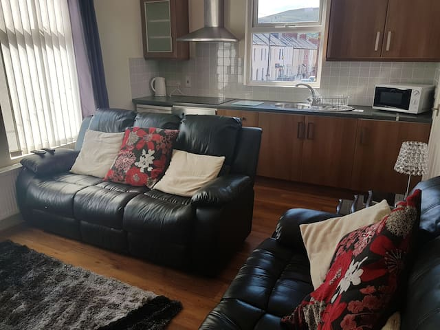 Cosy One Bedroom Apartment - Falls Road