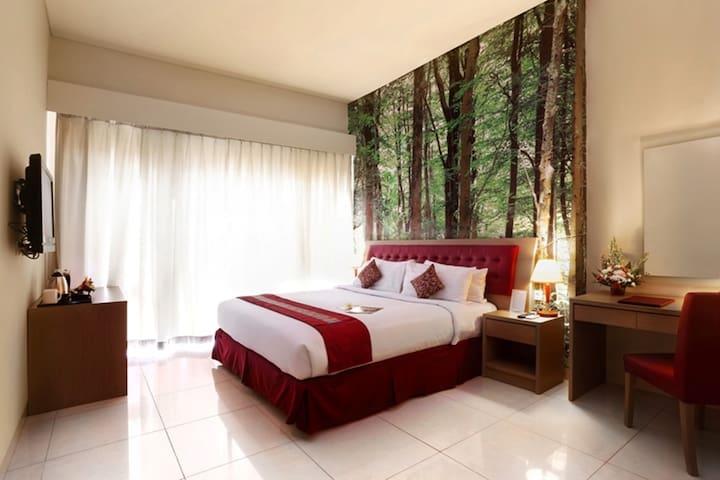 Kuta Central Park Hotel - Superior room