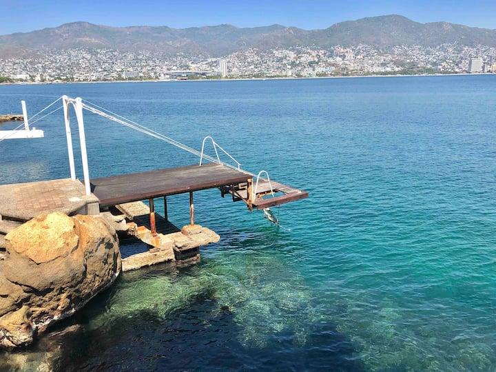 Hermosa Villa de Descanso en Acapulco