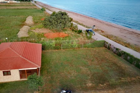 Peaceful Summer House 20m from the beach