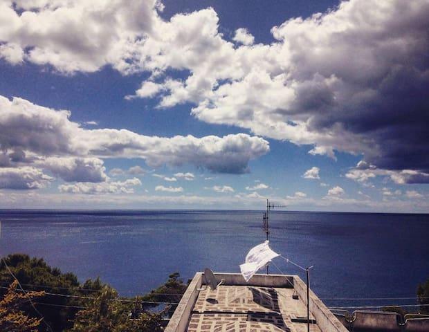 SalentoJoy  -  A sea view terrace