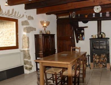 Maison de caractère en Ardèche - Saint-Jean-Chambre - Hus