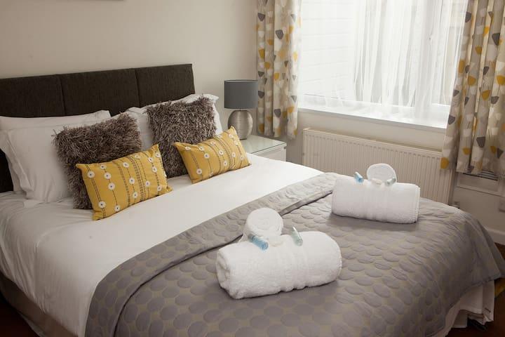 Little Nook St Ives - Sleeps 3 Parking and Garden - Ayr - Apartament