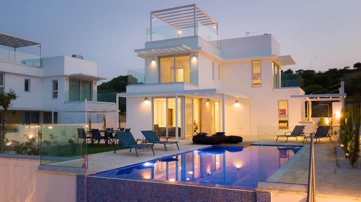 Azure Vista villa with private pool