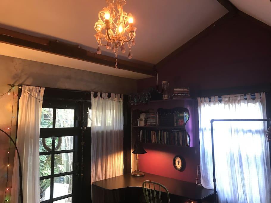 Ava's FairyGarden Room Desk