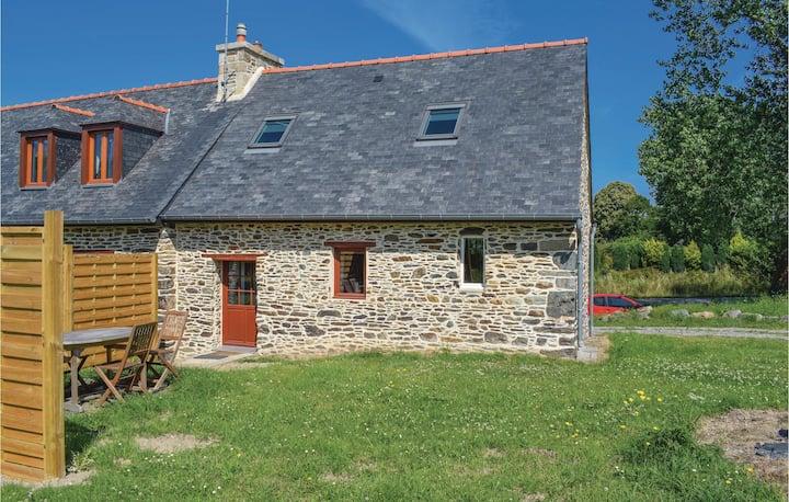 Nice home in Minihy Treguier with WiFi and 0 Bedrooms