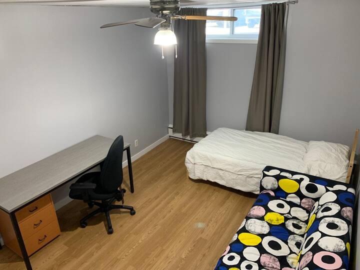 Chambres à proximité de l'université de Sherbrooke