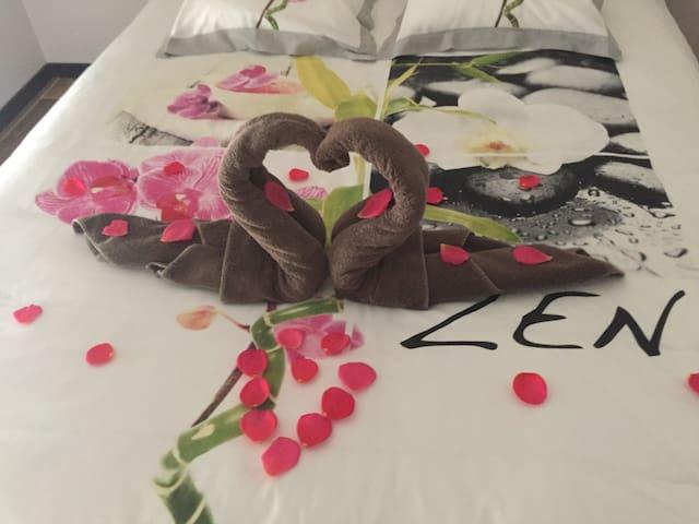 Chambre Détente Zen