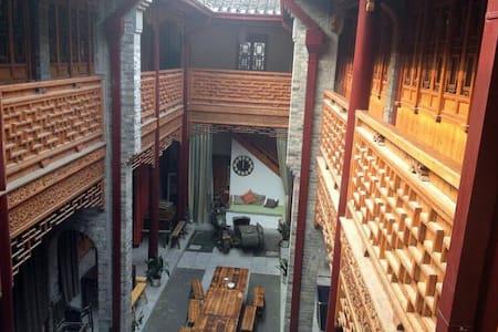 金山寺旁的民居大院,西津渡度假区欢迎您 - Zhenjiang