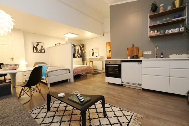 Cosy studio apartment
