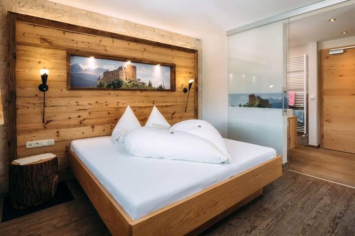 Kinderhotel Laderhof  double room