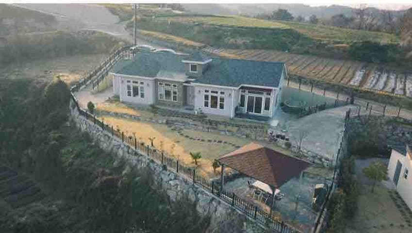 [JW Gallery]남해섬 언덕위의 힐링휴식처 Namhae island in Korea