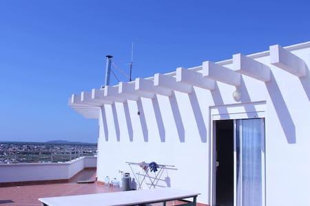 City View Balcony - Vlorë - Apartament