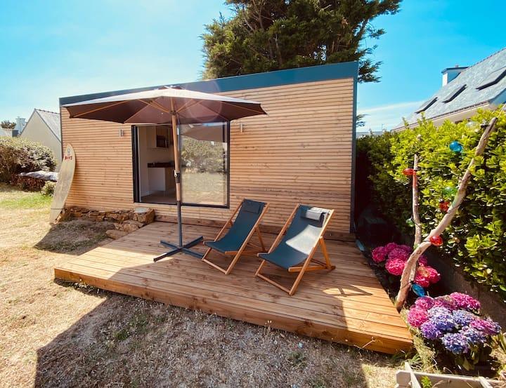 Beach Loft Le Pouldu, studio 20 m2, tout confort