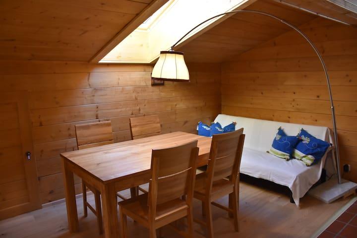 gemütliches Apartment für 3-4 Pers am Arlberg - Pettneu am Arlberg - Daire