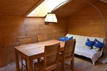 gemütliches Apartment für 3-4 Pers am Arlberg - Pettneu am Arlberg - Huoneisto