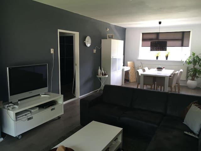 2 bedroom apartment near city centre