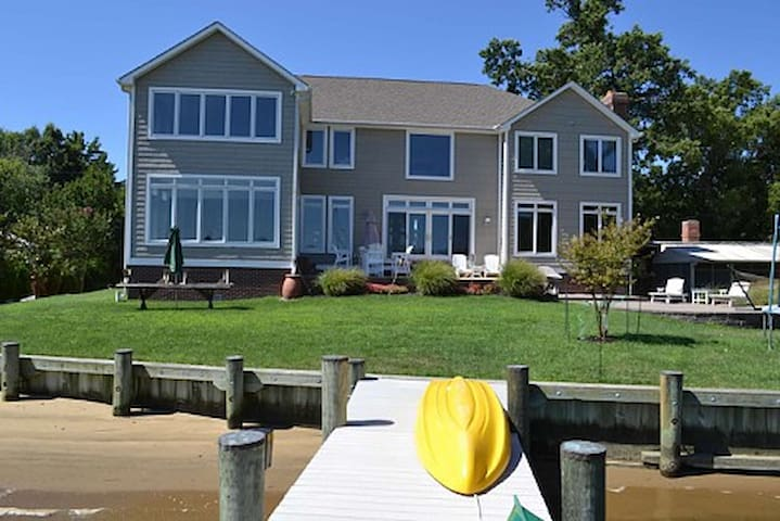 Annapolis Water Front Home - Annapolis - Talo