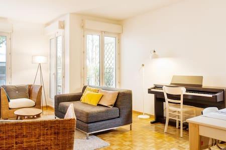 Stylish, Parisian apartment - Rueil-Malmaison