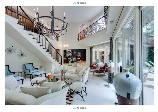 10,000 sq.ft. Luxury Resort Home