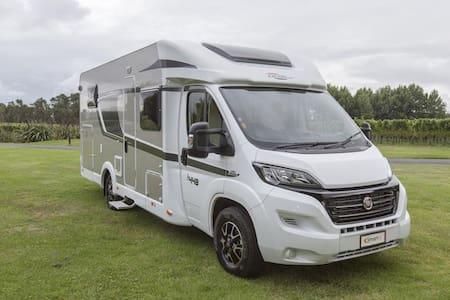 Luxury Motorhome hire - Ipswich - Trailer
