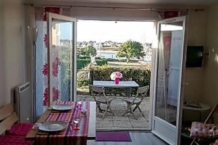 Loue joli et calme T2 Port du Crouesty - Арзон - Квартира