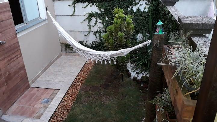 Apto. c/ jardim, completo Sete Lagoas-MG  Wi Fi